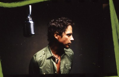 Chris Cornell - frontman Audioslave