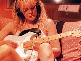 Courtney Love nabídne své nové album zdarma na internetu