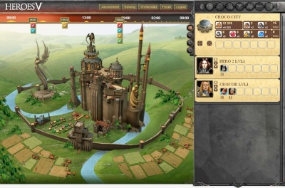 Heroes of Might & Magic Kingdoms aneb Heroes online