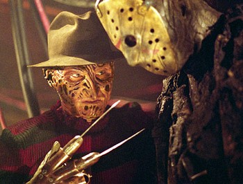 Hororový crossover Freddy vs. Jason