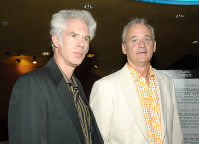 Jim Jarmusch & Bill Murray