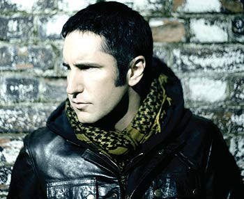 Trent Reznor - frontman Nine Inch Nails