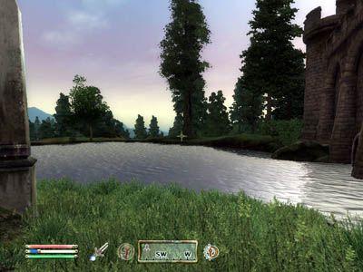 Oblivion screen 2