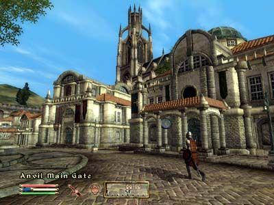 Oblivion screen 3